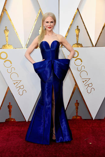 Best dressed celeb outfits from the 2018 Oscars red carpet