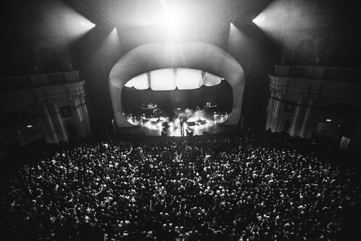 Dr Dre Presents Anderson .Paak & The Free Nationals at London's Brixton Academy - March 2018