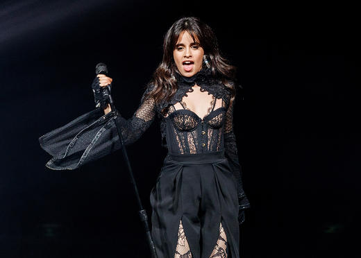 Camila Cabello Performs At Orpheum Vancouver for the first night of her Never Be The Same Tour