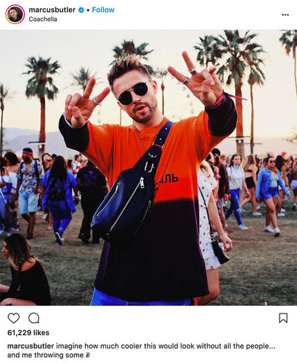 Best celebs looks at Coachella Weekend 1 2018