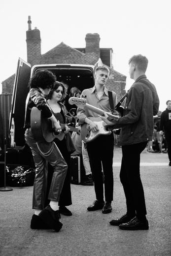 pale waves at live at leeds