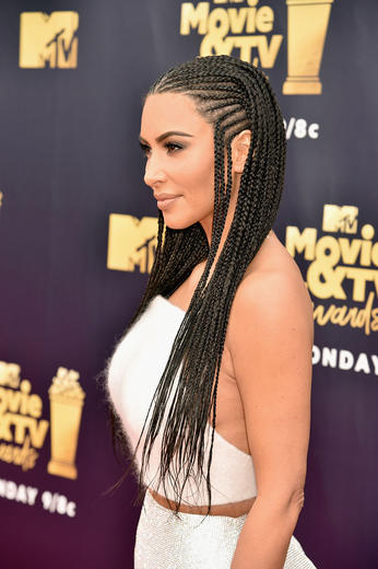 Best Celeb Hair and Beauty Looks From The MTV Movie Movie And TV Awards 2018 Rec Carpet