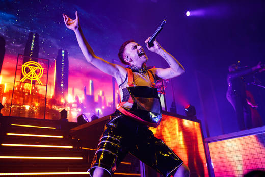 olly alexander years and years palo santo london