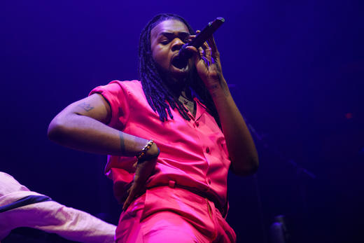 MNEK years and years london show