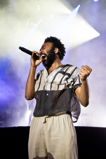Childish Gambino headlines Lovebox 2018.