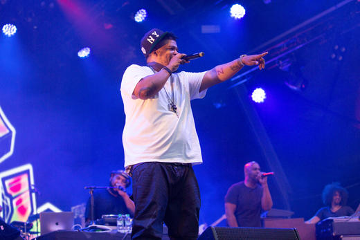 De La Soul at Summer Series 2018.