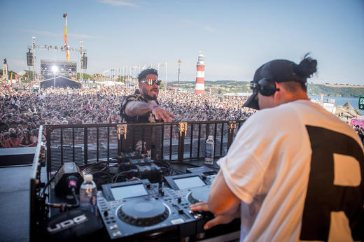 MTV Presents Ocean City Sounds 2018