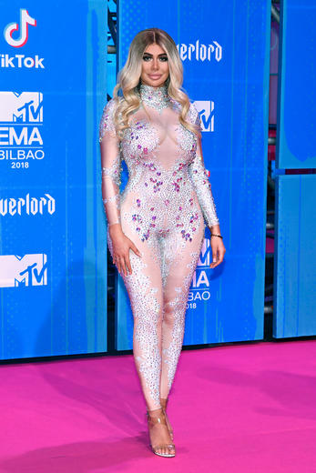 Craziest Dressed On 2018 EMA Red Carpet