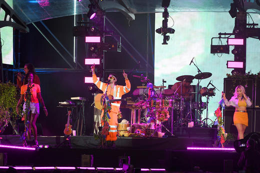 Crystal Fighters, Live From Bilbao Spain 2018