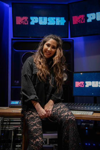 MTV PUSH Live at Tape London - RuthAnne