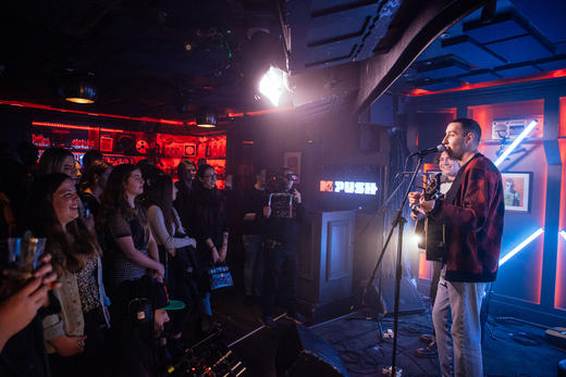 Sea Girls - MTV PUSH Live At Tape London