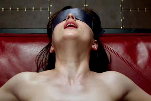 The Sexiest Moments From Fifty Shades of Grey