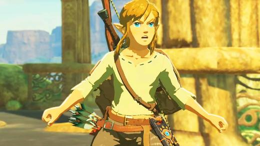 Zelda: Breath Of The Wild Is A Two-Player Game Now | MTV UK