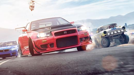 Here's How Need For Speed Payback Is Like A Full-Blown