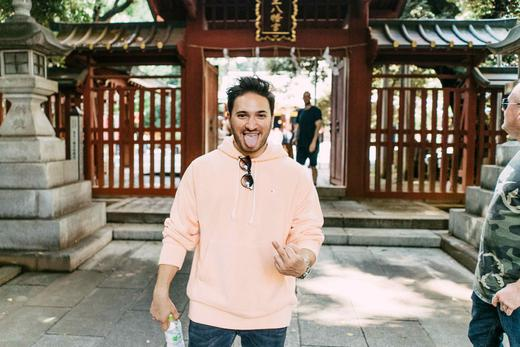 Jonas Blue Hits Up Tokyo For 'We Could Go Back' Music Video
