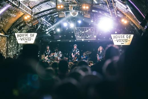The Vaccines Showcase 'Combat Sports' At Raucous House Of