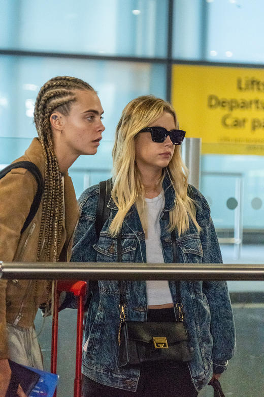 Cara Delevingne And Ashley Benson Confirm Their Romance With A