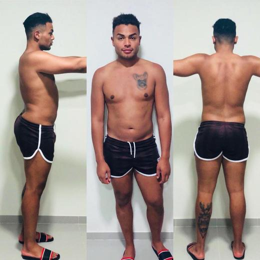 Geordie Shore's Nathan Henry Debuts Surgically-Created Abs