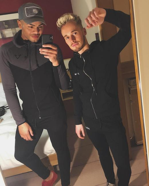 Geordie Shore's Nathan Henry Opens Up About His Split From Boyfriend