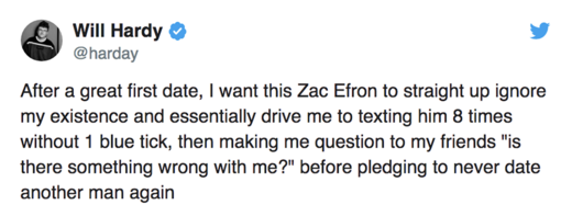 Zac Efron Has Dyed His Hair And The Internet Has Officially