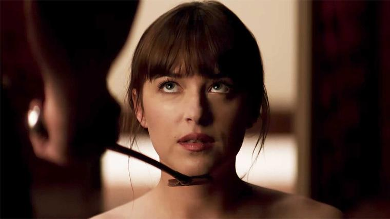 50 shades of grey sexiest scenes