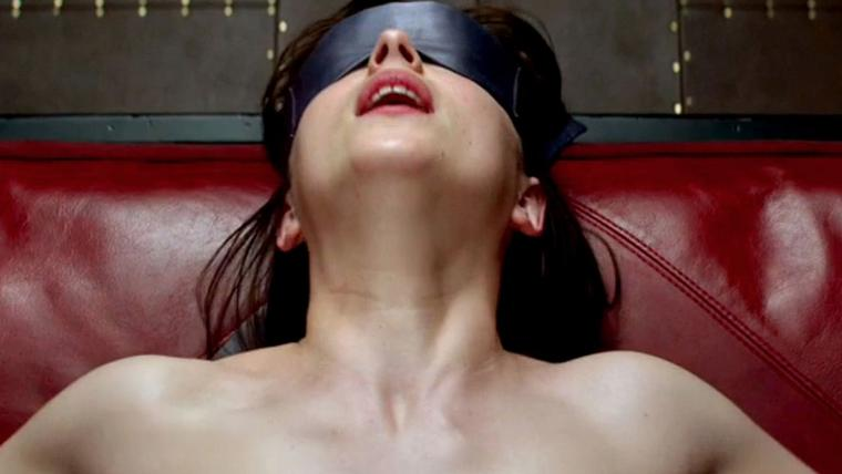 Sex scene of fifty shades of grey