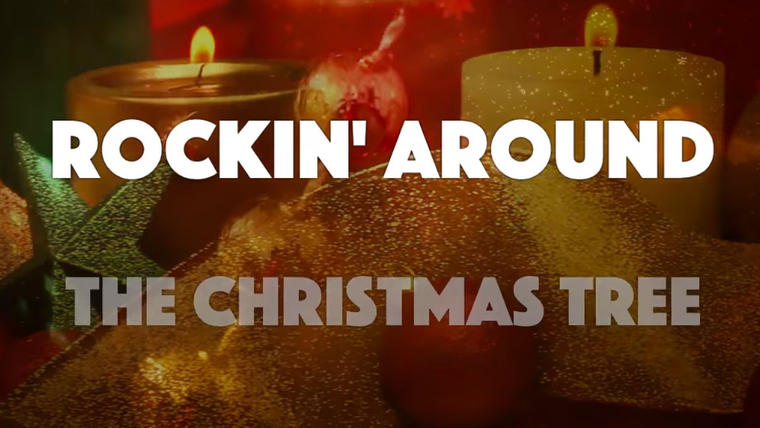 Brenda Lee Rockin Around The Christmas Tree Lyrics.Rockin Around The Christmas Tree Lyric Video Mtv Uk