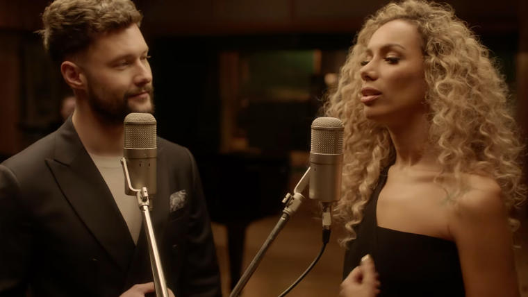 you are the reason duet version with leona lewis mtv uk