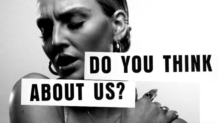 Think About Us Ft Ty Dolla Ign Lyric Video Mtv Uk