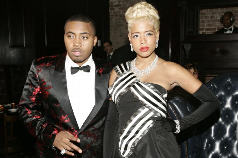 Nas and Kelis Expecting Their First Child