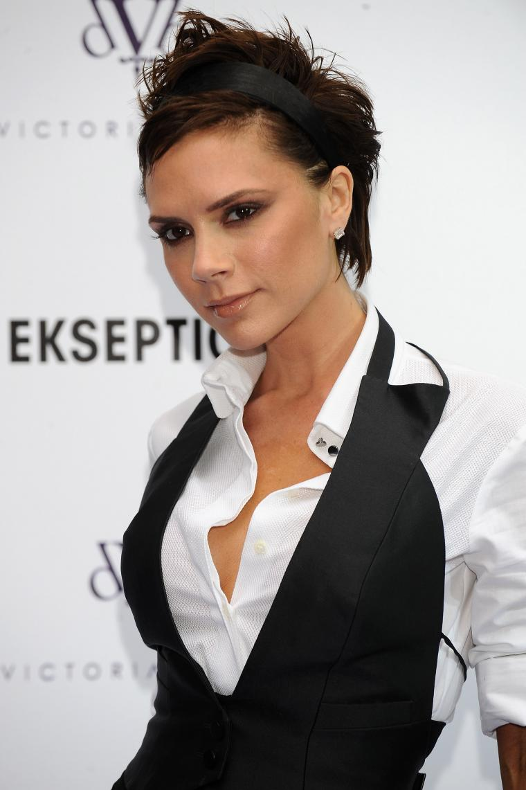 Posh sex is better with short hair mtv uk victoria beckham has admitted her love life is loads better now shes ditched the hair extensions pmusecretfo Images