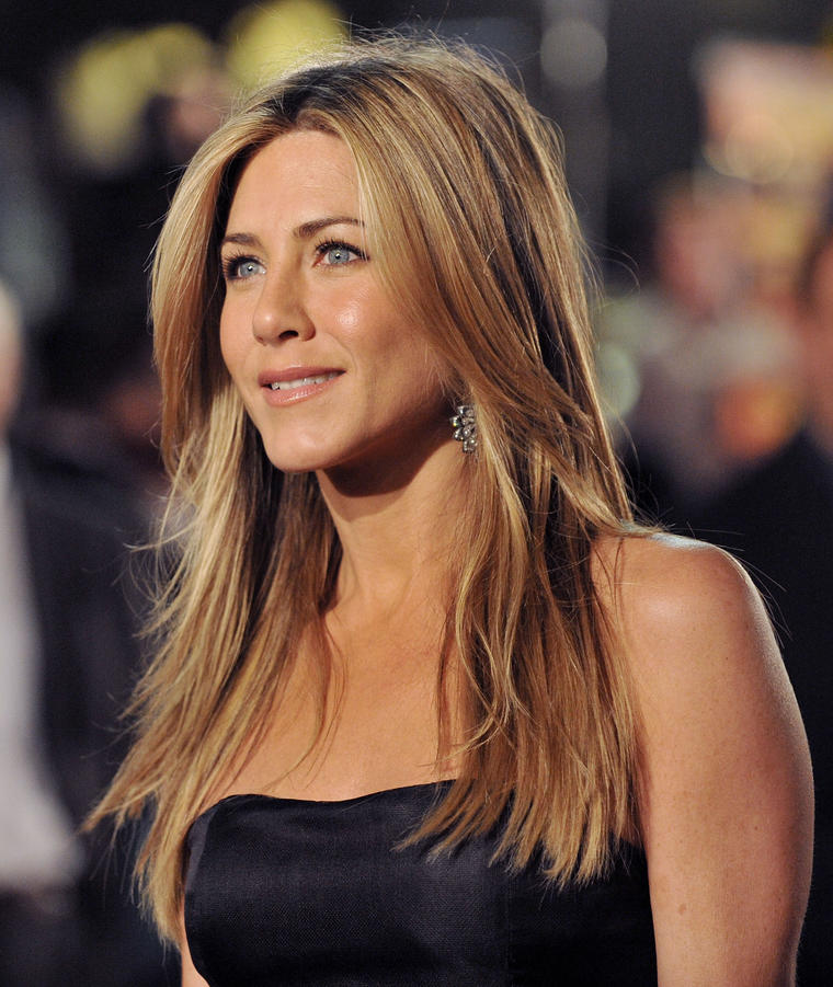 Jennifer Aniston Id Rather Shave My Head Than Get The Rachel