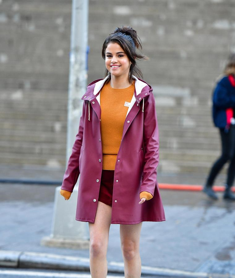 Selena gomez announces wolves collab with marshmello mtv uk getty images voltagebd Gallery