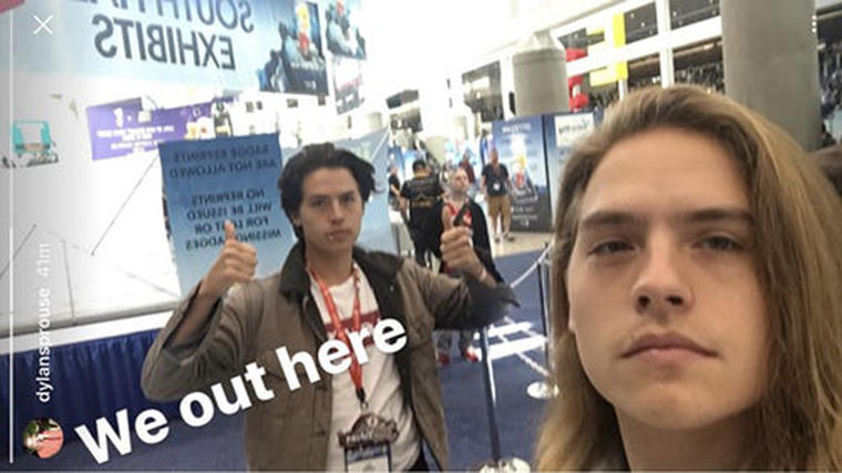 Dylan And Cole Sprouse Sex