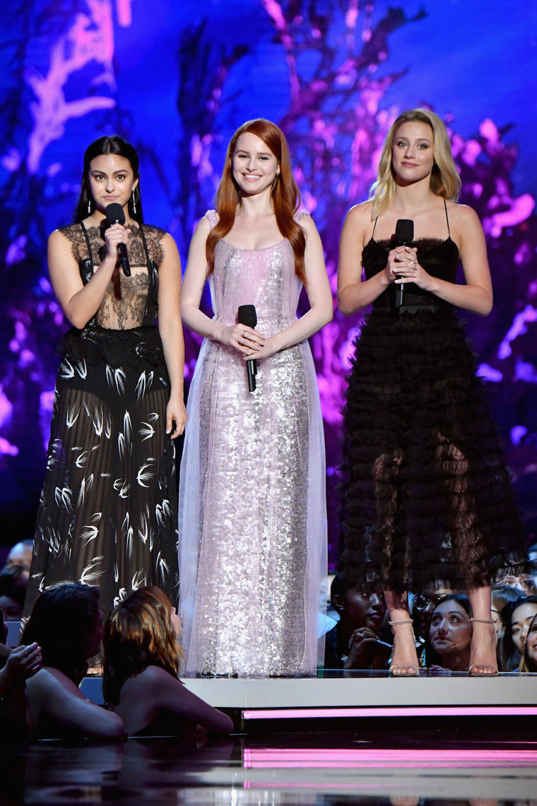 Image result for RIVERDALE STARS REMIND US WHY THE GENDERLESS MTV MOVIE & TV AWARDS ARE 'SPECIAL'
