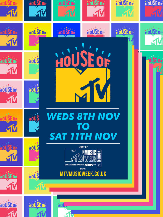 House Of MTV, MTV Music Week London 2017