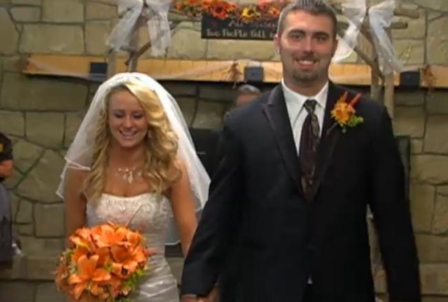 16 And Pregnant Stars Leah & Corey Get Married!
