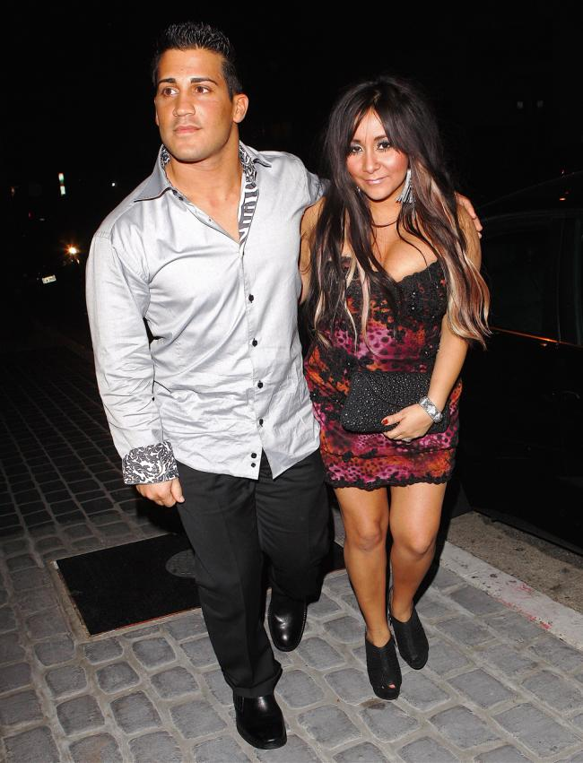 who is nicole dating snooki