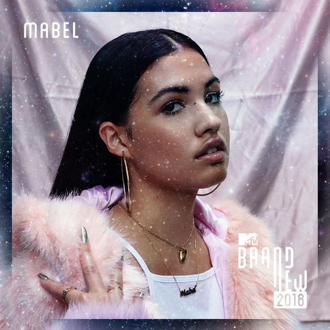 MTV Brand New For 2018 - Mabel