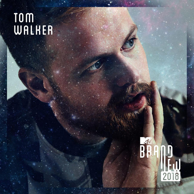 MTV Brand New For 2018 - Tom Walker