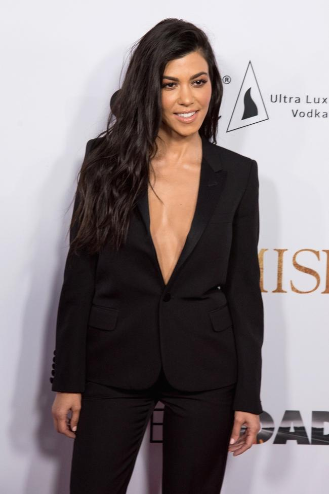Kourtney Kardashian posts nude pictures as she teases Poosh brand