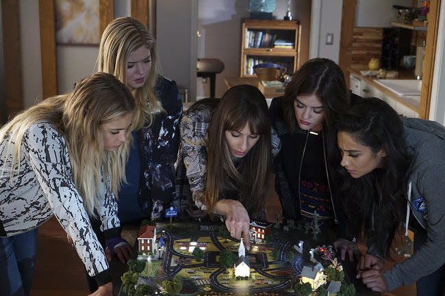 Pretty Little Liars Series Recap: Mysterious AD Revealed
