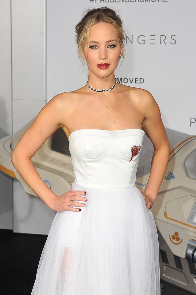 Jennifer Lawrence wants a break from acting to work on a farm
