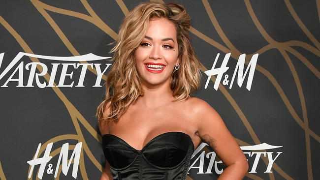 Rita Ora is joining Ryan Reynolds in the live-action Pokemon movie  Frazer Harrison  Getty