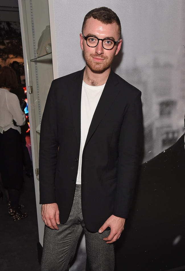 Sam Smith confirms he's dating 13 Reasons Why actor Brandon Flynn