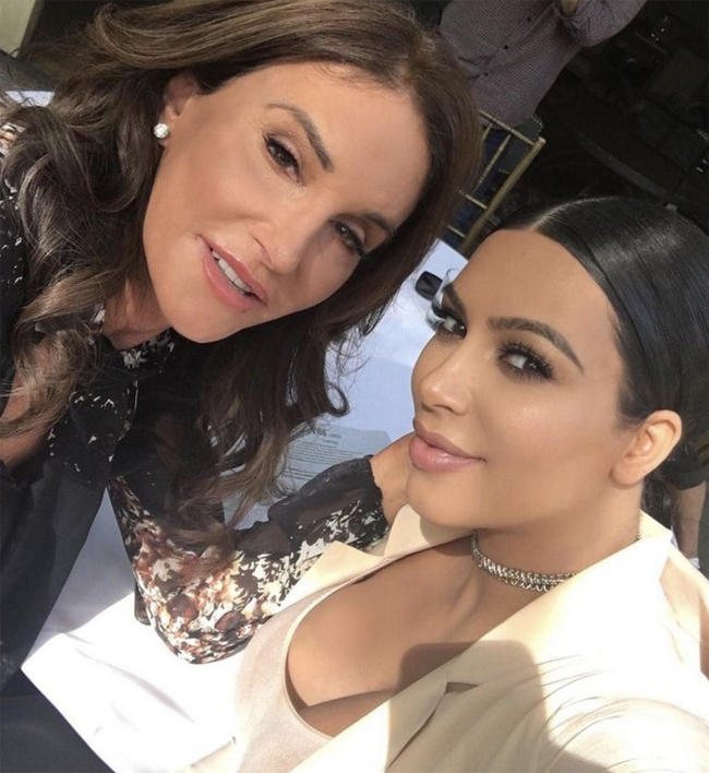 Caitlyn Jenner and Kim Kardashian Are Still Not Speaking