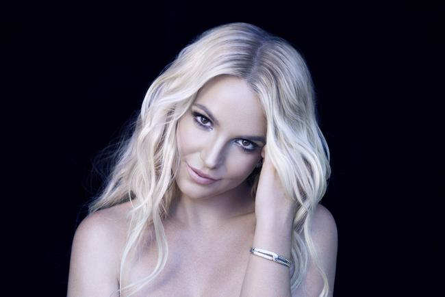 Britney Spears promo shot, 2013