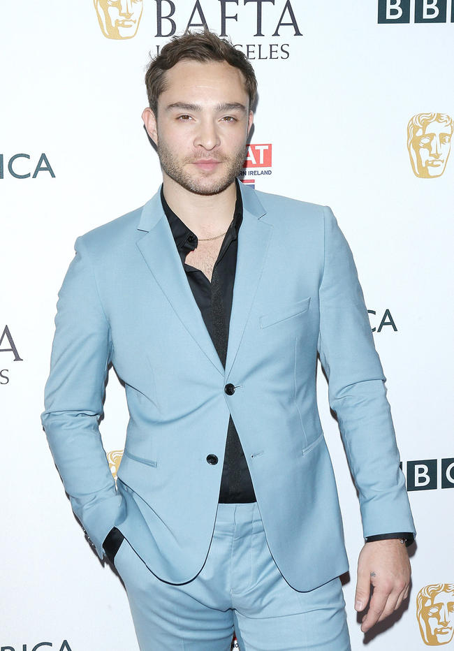 Ed Westwick has been accused of raping actress Kristina Cohen.
