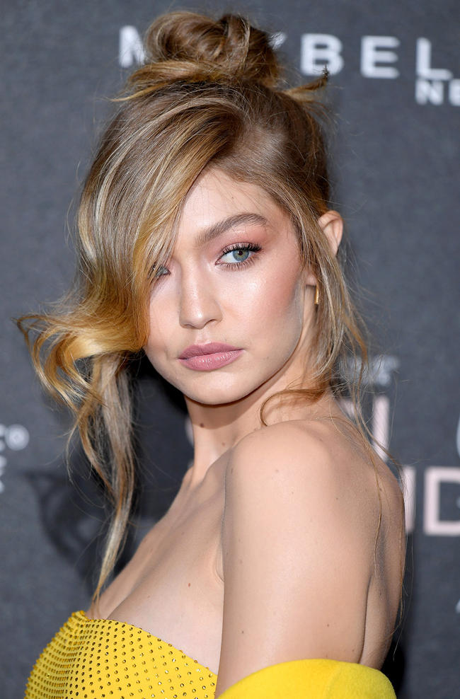 Gigi Hadid has launched her own collab with Maybelline.