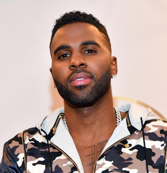 Jason Derulo attends LVL XIII Luxury wear at Bloomingdale's Lenox Square Mall on October 29, 2017 in Atlanta, Georgia